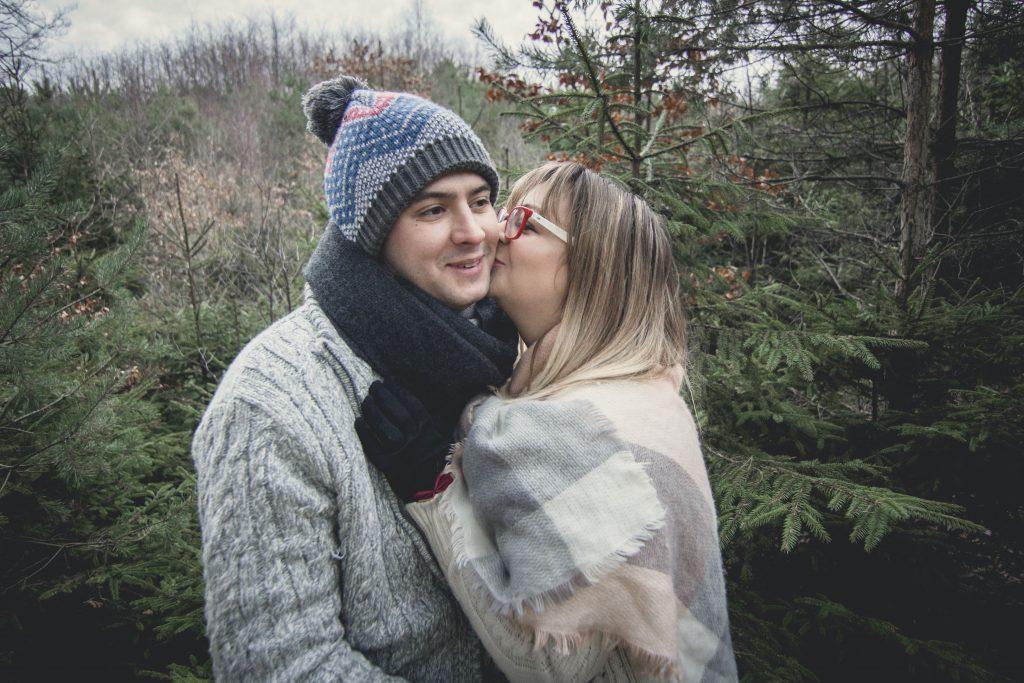 Para zakochanych sesja narzeczeńska Koszalin