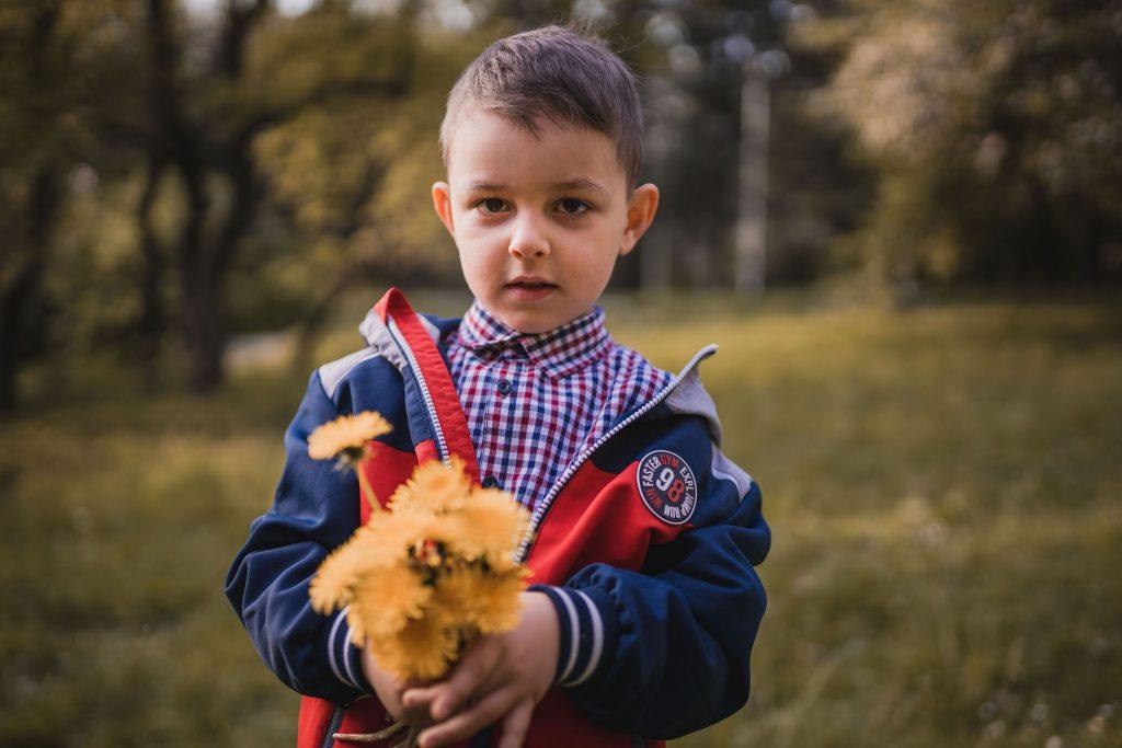 fotograf dziecięcy koszalin
