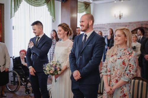 ślub cywilny fotograf ślubny i rodzinny Koszalin- barbara Rompska Fotografia