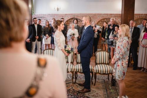 przysięga małżeńska w urzedzie stanu cywilnego w Koszalinie