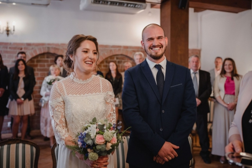 szczęśliwe małżeństwo, fotograf ślubny i rodzinny Koszalin- barbara Rompska Fotografia