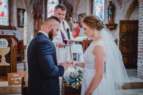 założenie obrączek ślub w mielnie