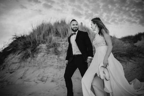 sesja ślubna fotograf koszalin mielno rompska fotografia
