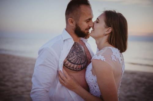 sesja ślubna plenerowa fotograf koszalin mielno rompska fotografia