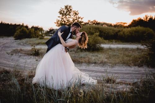 sesja ślubna , fotograf koszalin rompska barbara