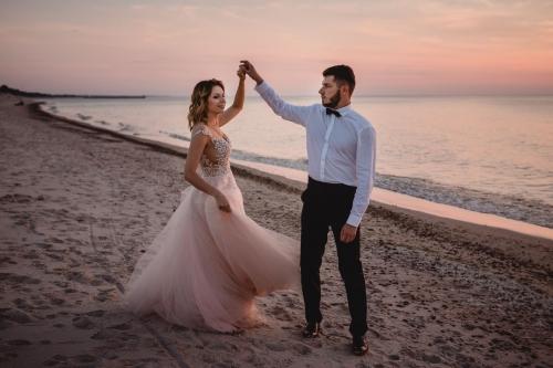 Suknia ślubna: Salon mody ślubnej Madonna w Gdyni fotograf koszalin