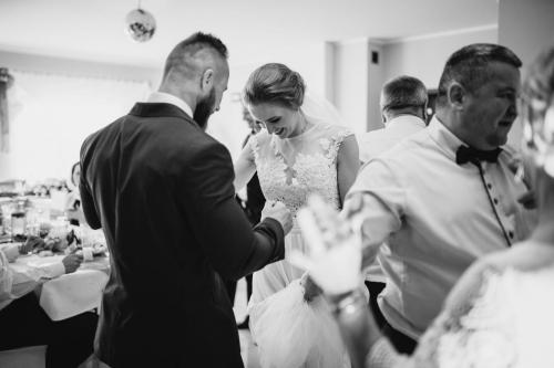 polskie wesele, pokoje gościnne Agata w Mielenku, fotografia ślubna rompska barbara