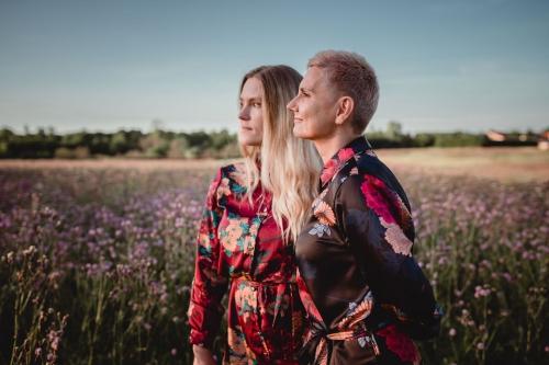 sesja plenerowa mama i córka fotograf świdwin barbara rompska