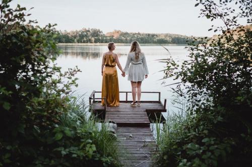 jezioro wyszebórz fotograf koszalin barbara rompska