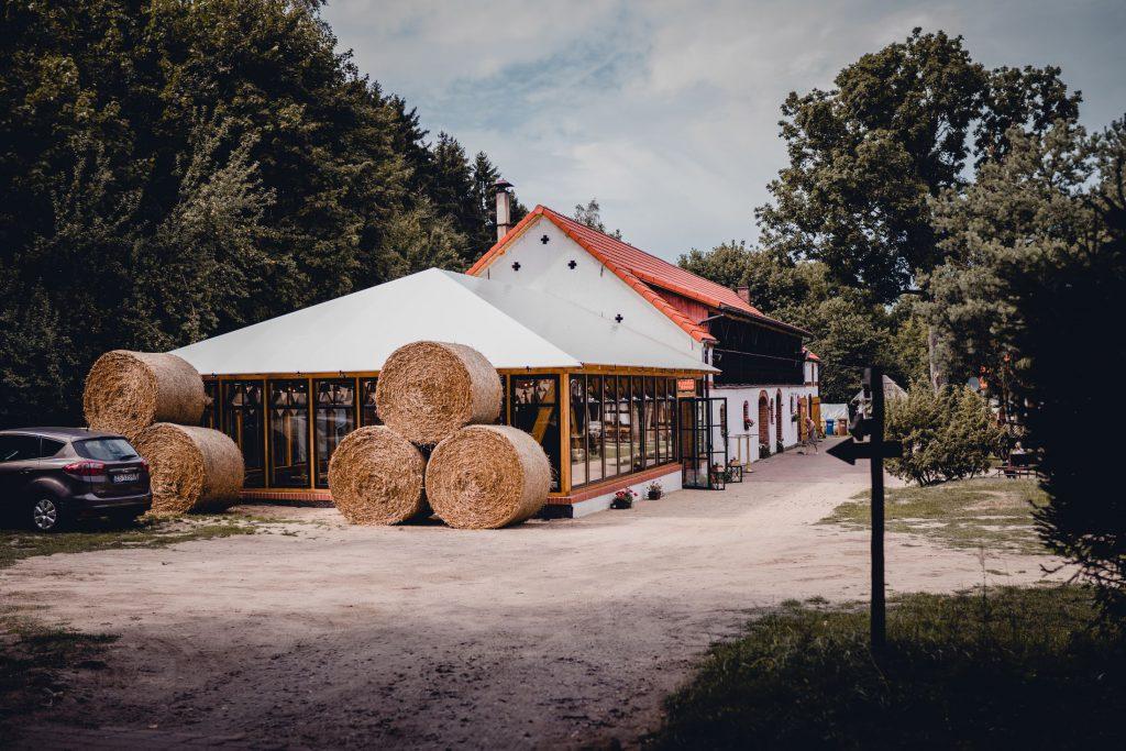 Rustykalny Ślub Ranczo Panderossa, fotograf ślubny Szczecinek Koszalin, Gwda Wielka