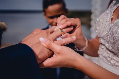 przysięga ślubna, Rustykalny ślub cywilny w plenerze- Ranczo Panderossa