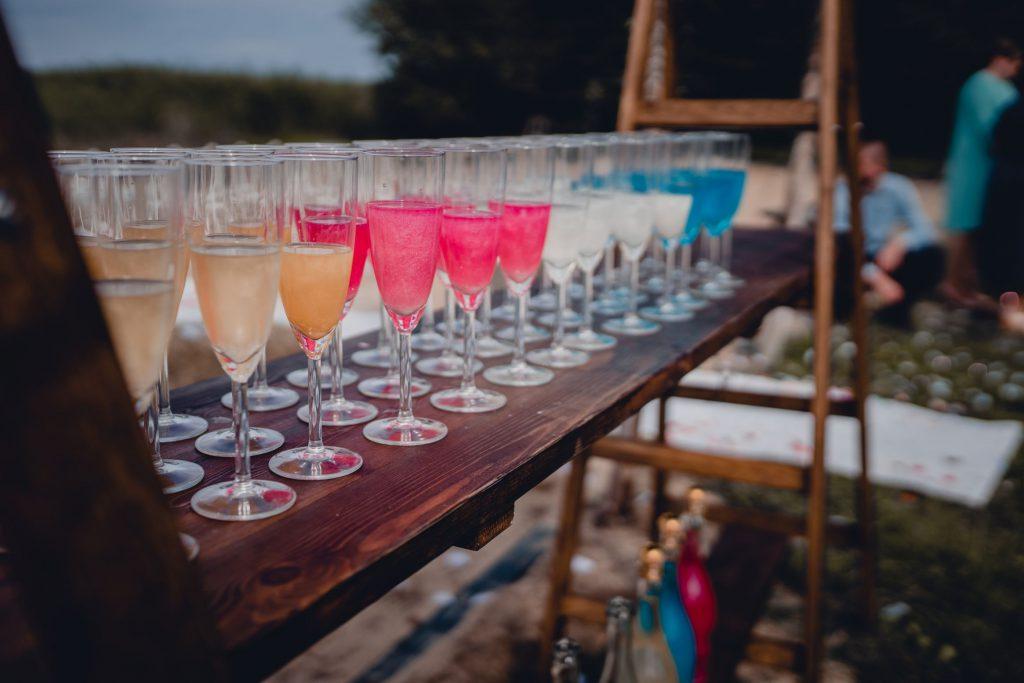 kolorowy szampan vionelli , ranczo panderossa szczecinek fotograf barbara rompska