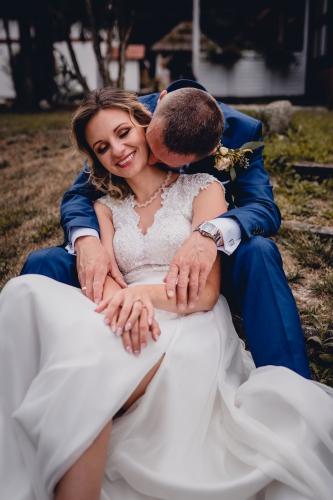 fotograf ślubny Rompksa Barbara Mielno