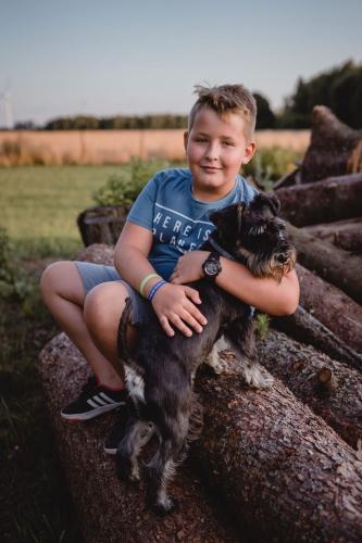 sesja rodzinna plenerowa Słupsk fotograf Koszalin Barbara Rompska zachód słońca