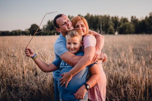 sesja rodzinna Słupsk fotograf Koszalin Barbara Rompska