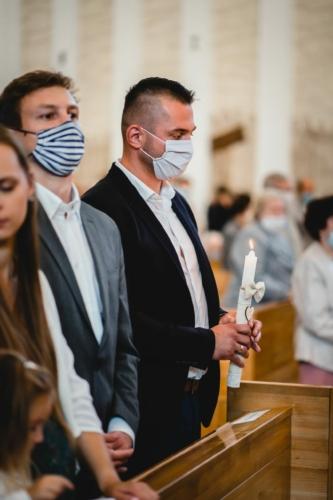 Chrzest sw , fotograf Barbara Rompska , Koszalin Gdańsk gromnica chrzestny